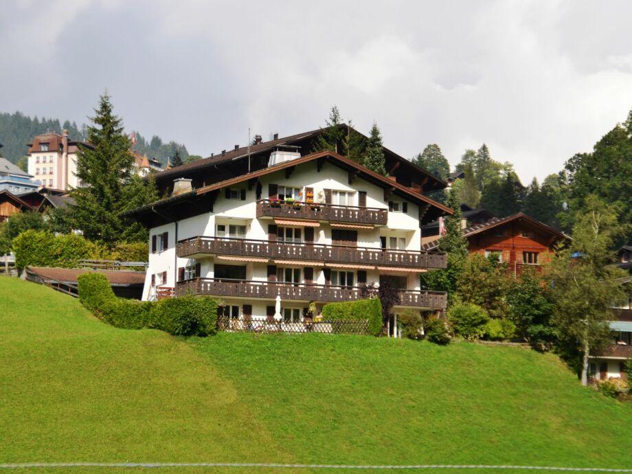Außenaufnahme Grindelwald 74