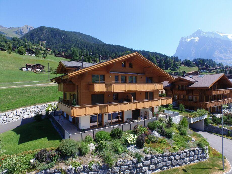 Außenaufnahme Grindelwald