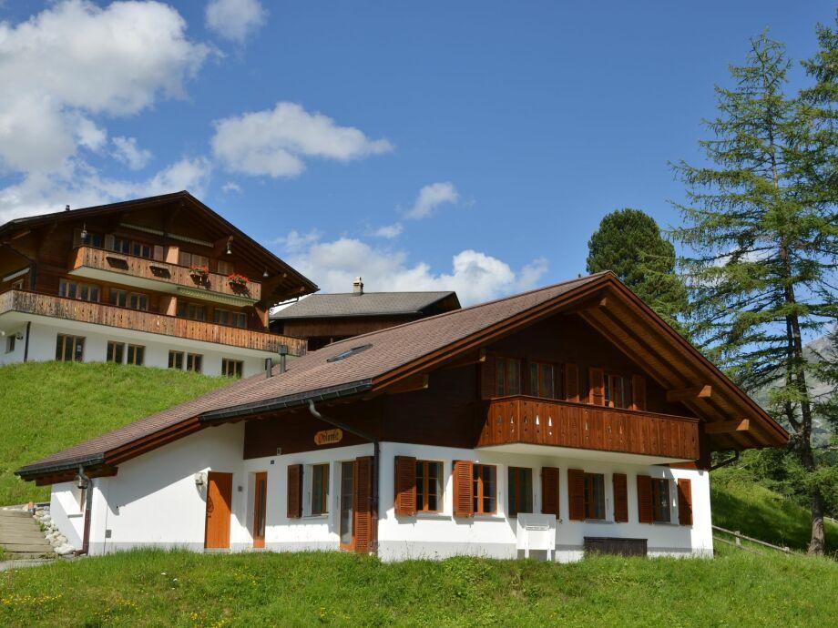 Außenaufnahme Grindelwald 88