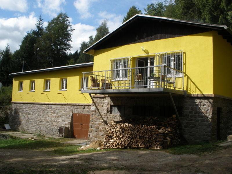 Villa Vakantiehuis Nedvedice