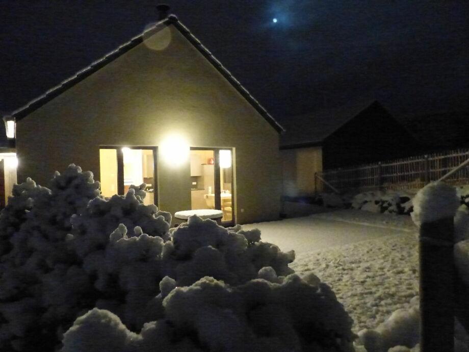 Außenaufnahme Ferienhaus WoodHome