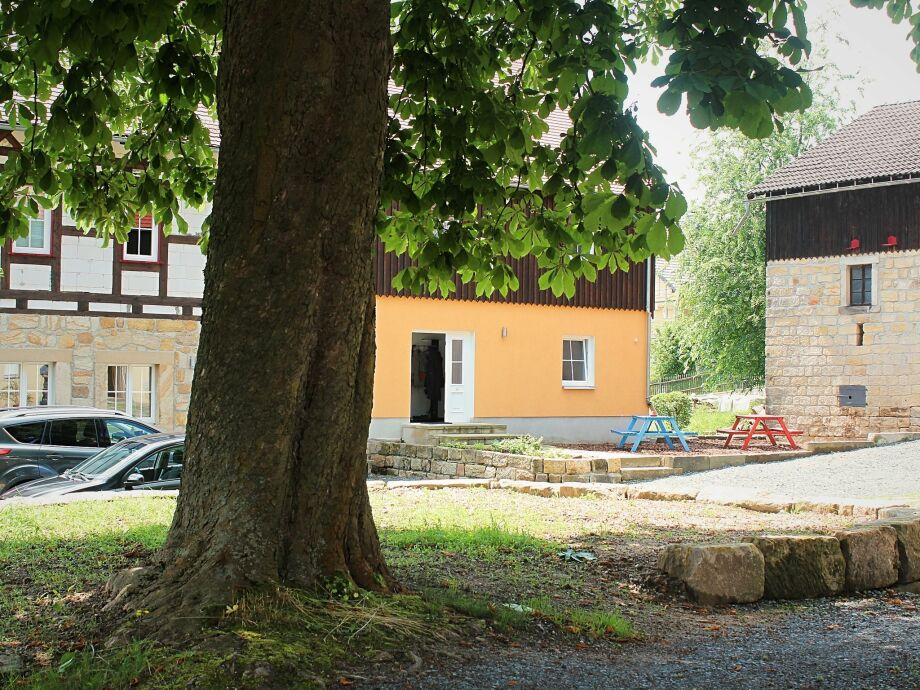 Außenaufnahme Sächsische Schweiz