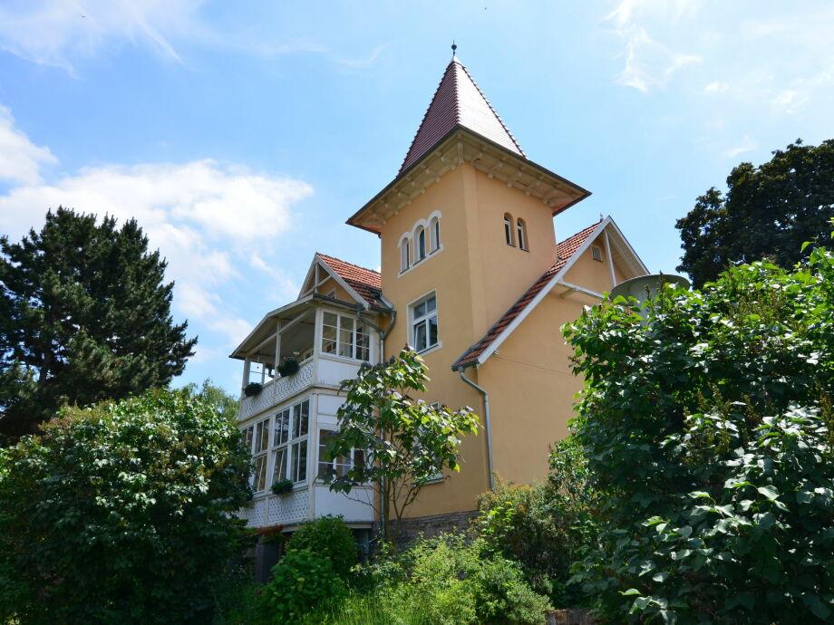 Außenaufnahme Villa Charlotte
