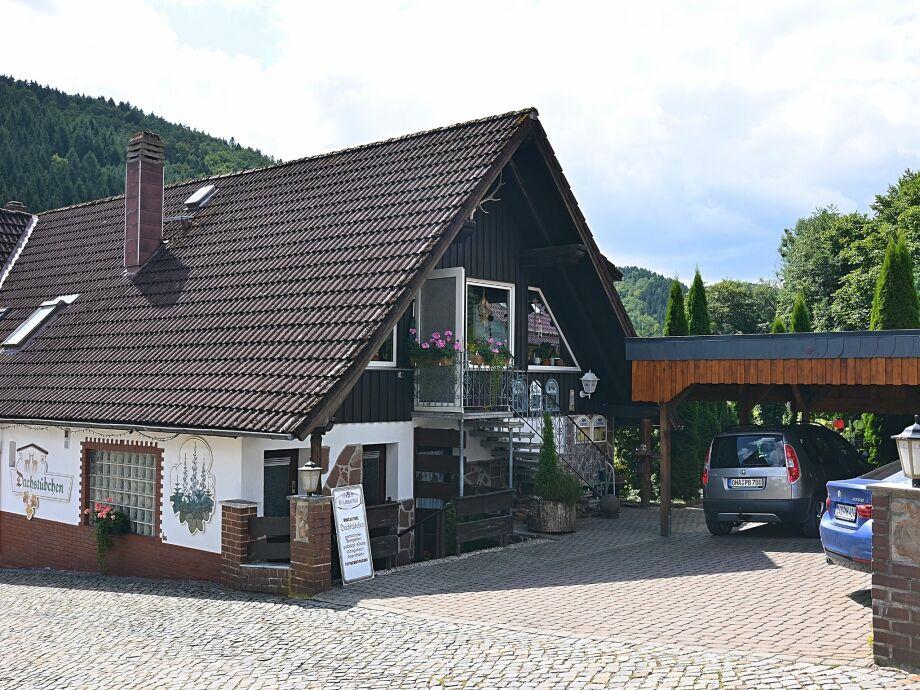 Außenaufnahme Herzberg am Harz