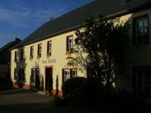 Ferienhaus Hunsrück-Stube