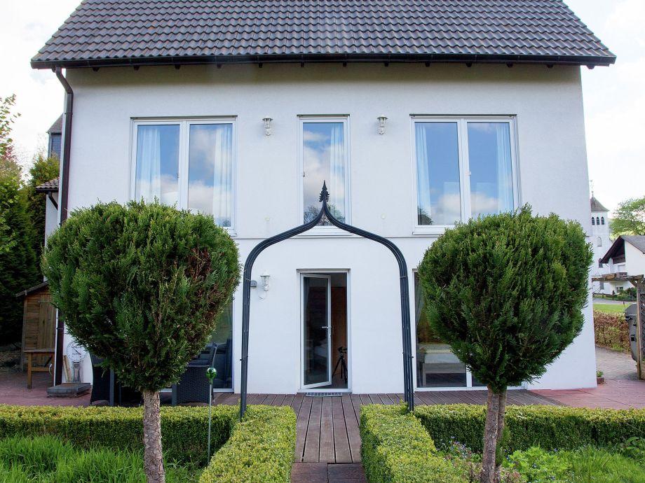 Außenaufnahme Haus Steimecke