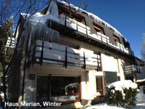 Ferienwohnung Haus Merian 1