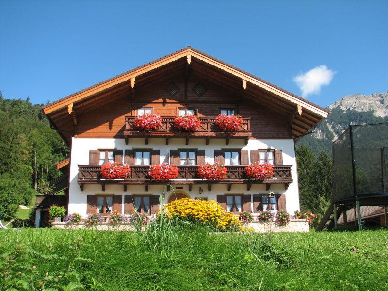 Ferienwohnung 1 Landhaus Heisenbauer