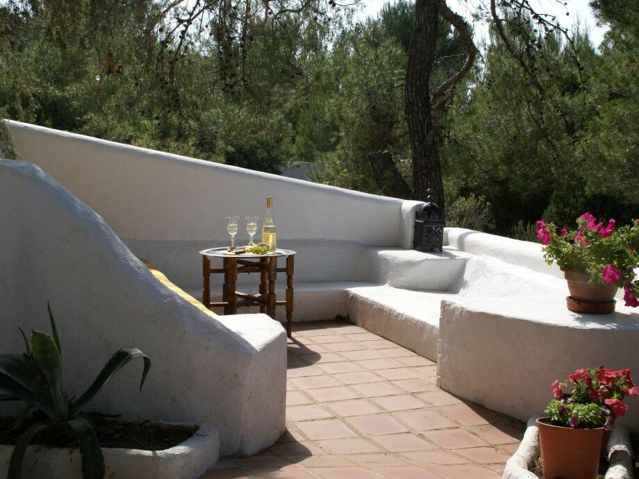 Außenaufnahme Villa Iza Belén