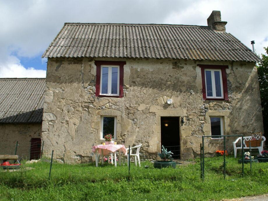 Außenaufnahme Maison de Vacances -  Charensat
