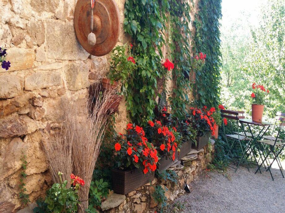 Außenaufnahme Maison du Roc