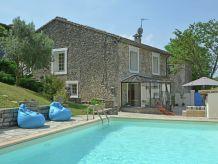 Villa Brouzet-Lès-Quissac, Haus-Nr: FR-30260-08