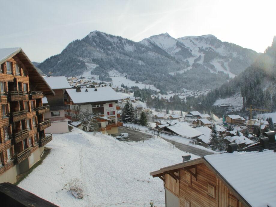 Außenaufnahme Le Val Pierre