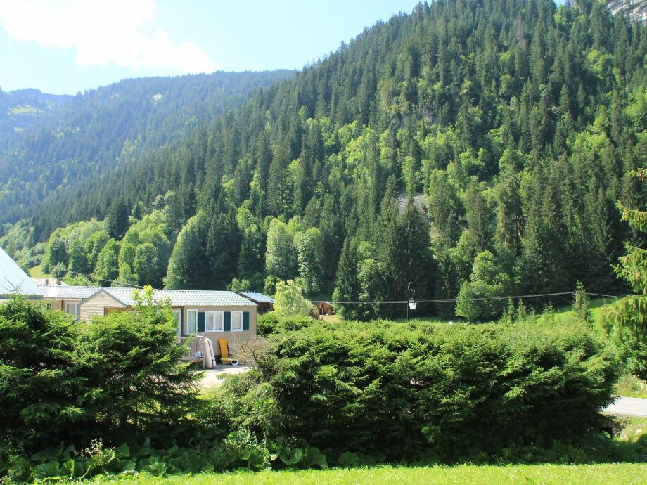 Außenaufnahme Le Mont de Grange