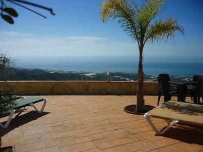 Casa Almendros - 270° Panorama-Meerblick