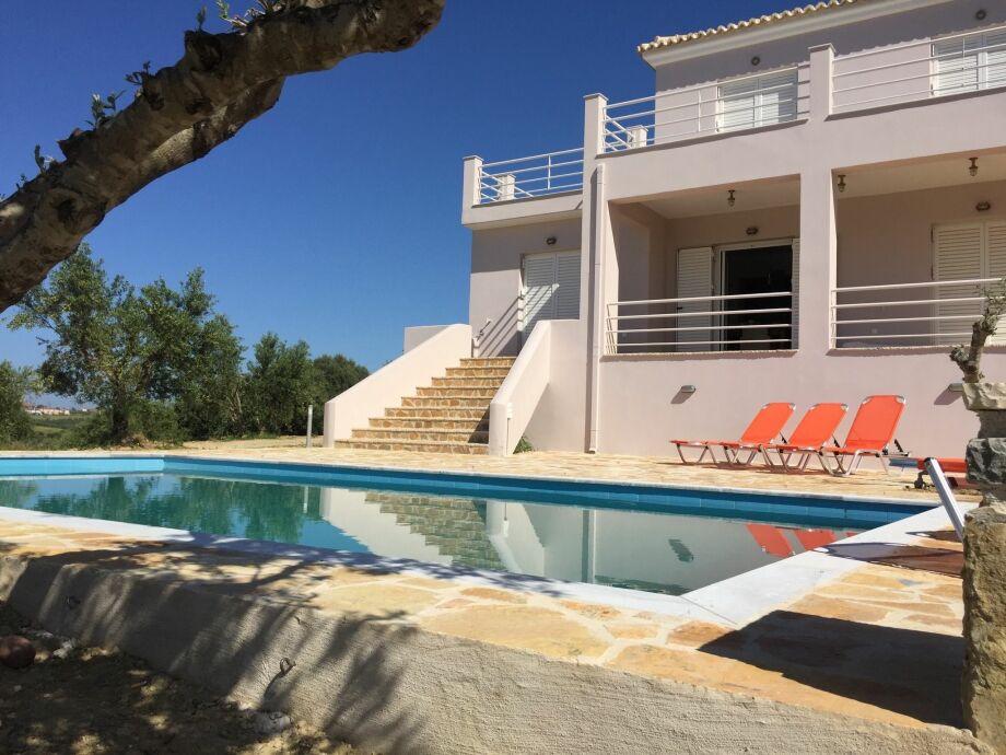 Außenaufnahme Villa Kamaria