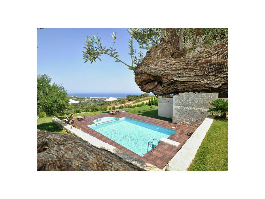 Außenaufnahme Villa Daphne