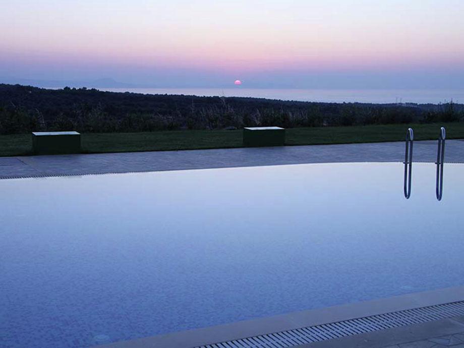 Außenaufnahme Villa's Giannakakis