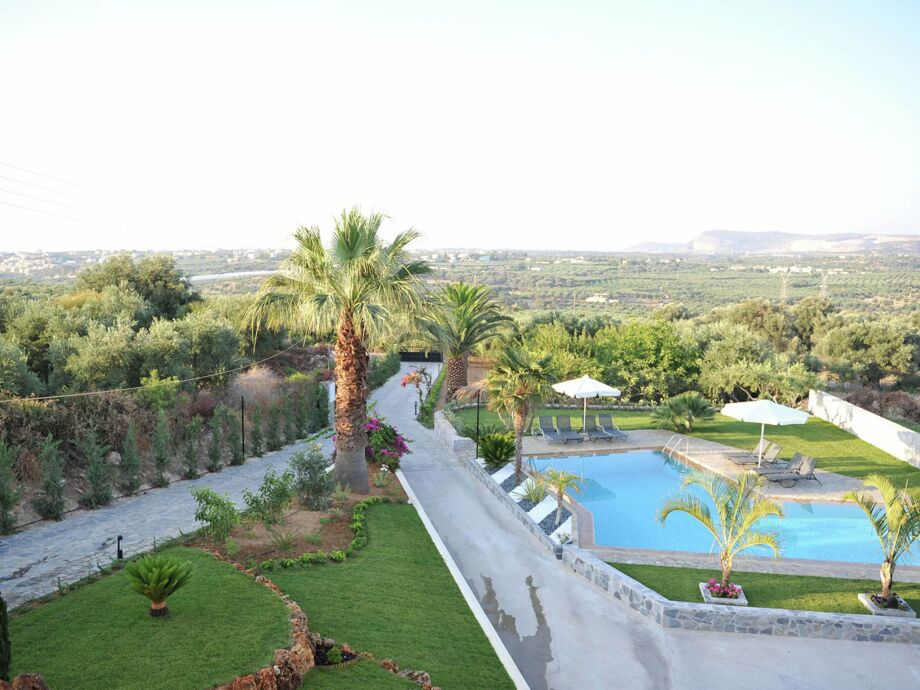 Außenaufnahme Villa Annia