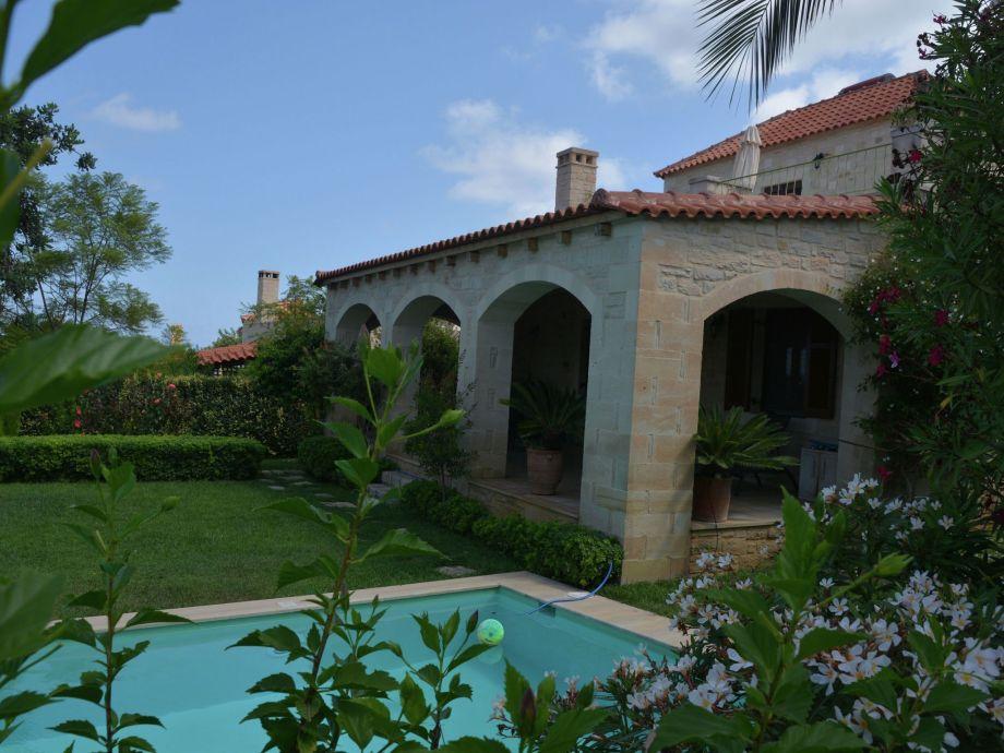 Außenaufnahme Villa Arianna