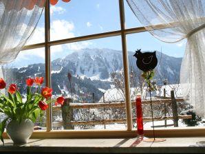 "Holiday apartment ""Landhaus Anna"" Allgaeu, Bavaria"