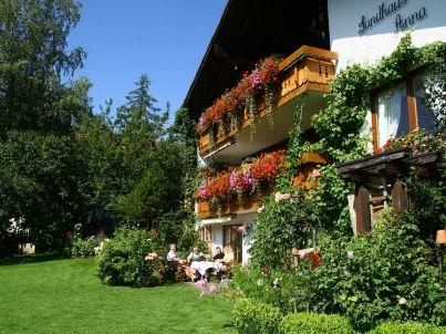 """Landhaus Anna"" Allgaeu, Bavaria"