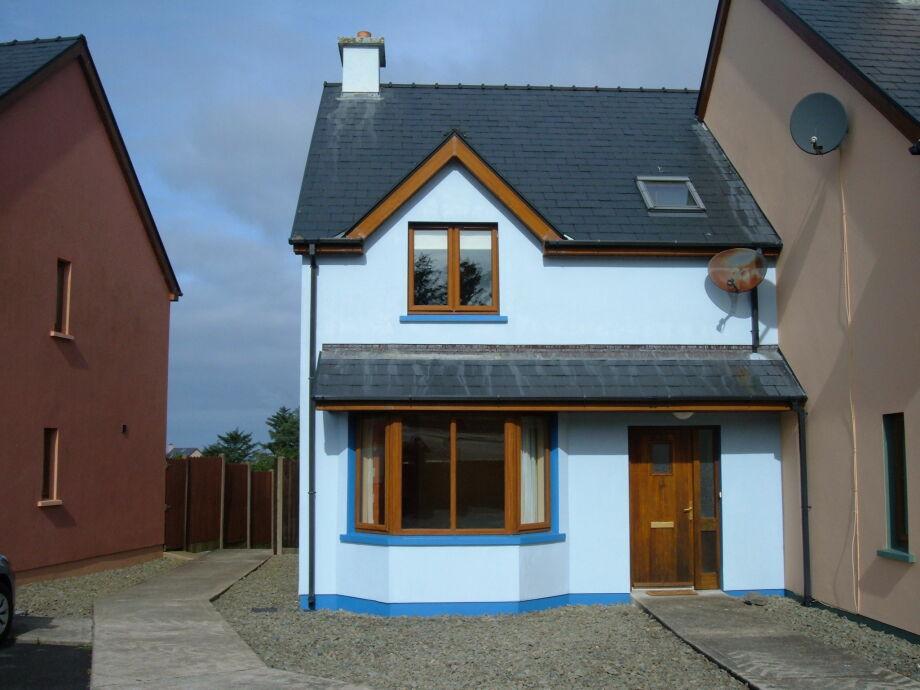 Außenaufnahme Geraldine's Cottage