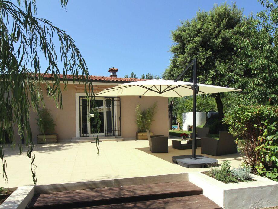 Außenaufnahme Casa Aurelia