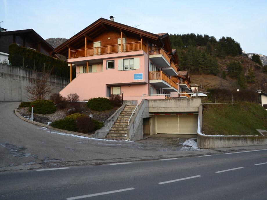 Außenaufnahme Residence Le Plejadi