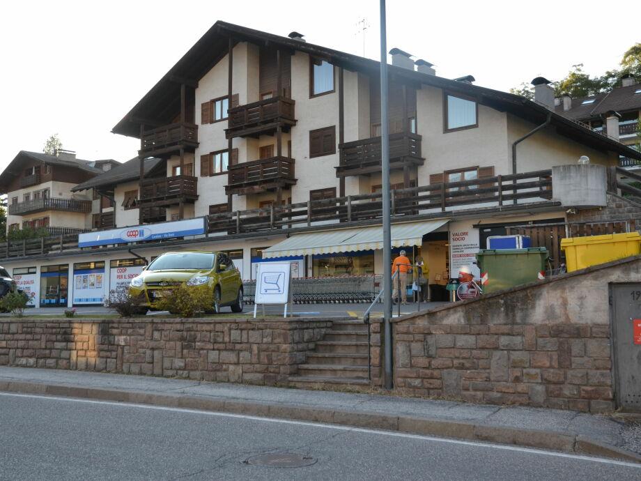 Außenaufnahme Residence Negritella
