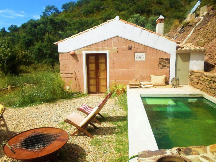 Außenaufnahme Casa do Pomar