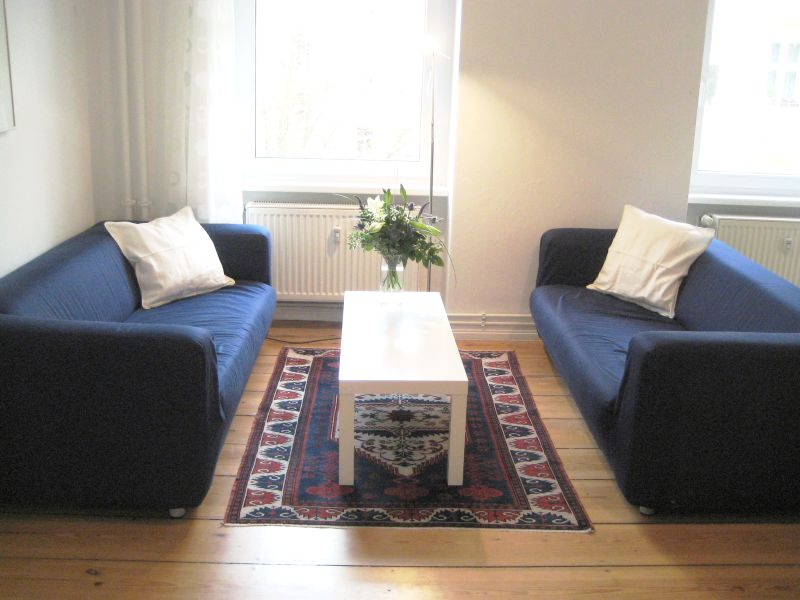 Holiday apartment absolute central located and quiet!