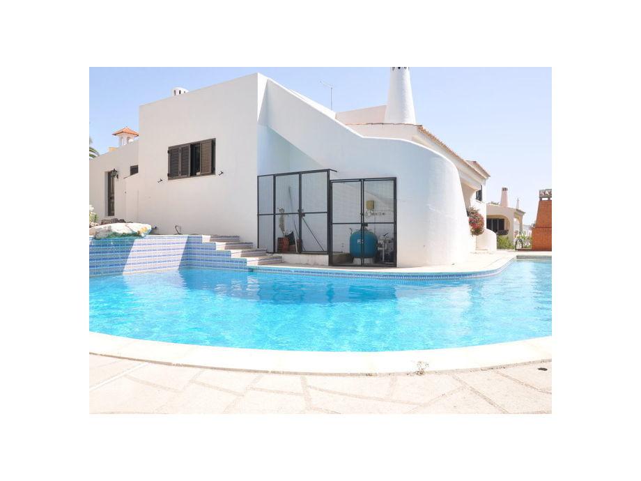 Außenaufnahme Villa Manoel