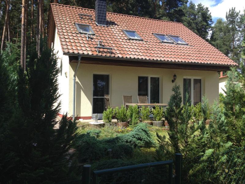 Ferienhaus Kranich am Pälitzsee