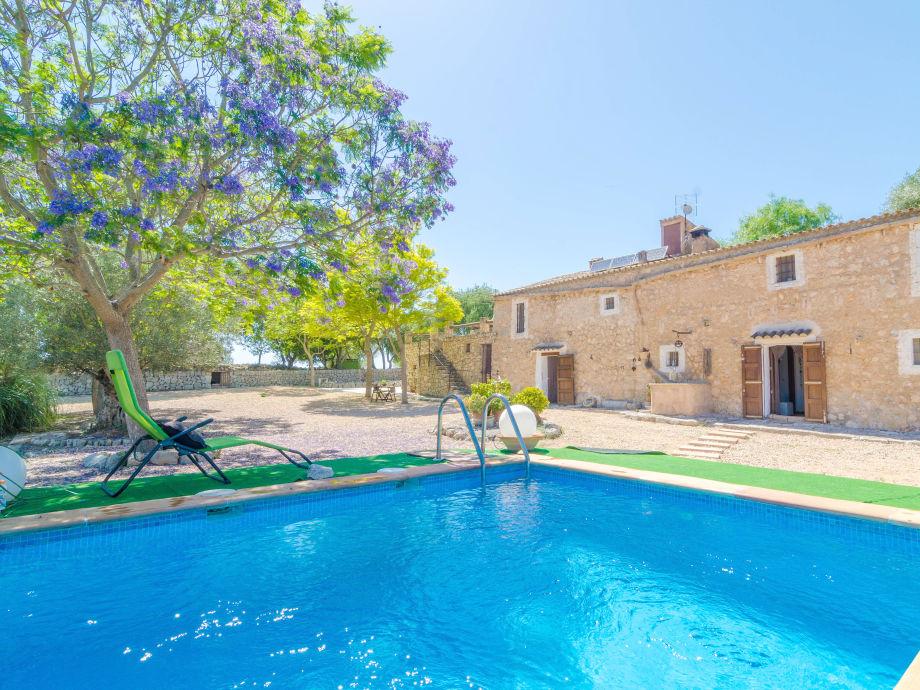 Villa Na Bou mit Pool