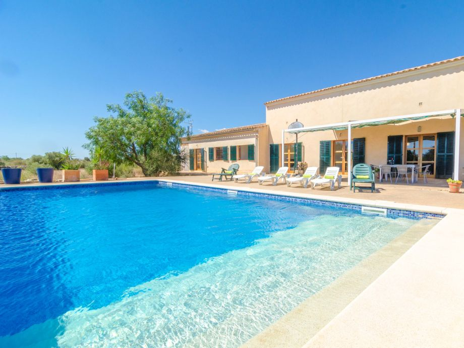 Villa Can Dego mit Pool