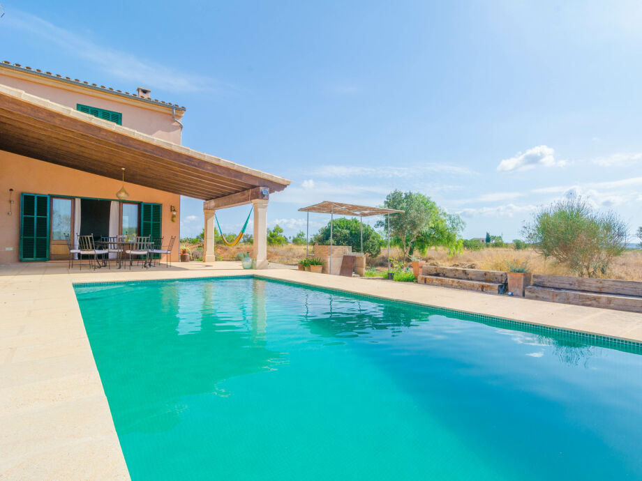 Villa Es Candils mit Pool