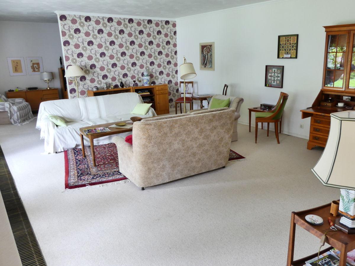 Bungalow atrium 8 niedersachsen frau claudia kalesse - Wohnzimmer im retro look ...