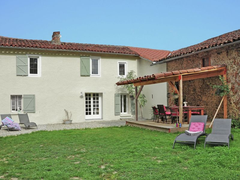 Villa Gite Les Andreous