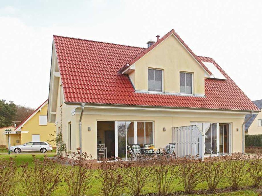 Außenaufnahme Ferienhaus- Doppelhaushälfte Angela 01