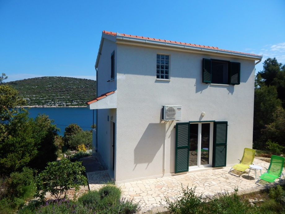 Holiday house Villa Marela, Croatia-Dalmatia-Trogir-Drvenik Veli ...