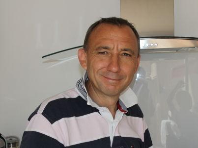 Ihr Gastgeber Frédéric Cavro