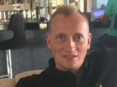 Your host Bernd Böschen