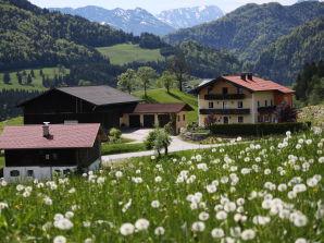 Ferienwohnung Luxus auf dem Wiesbachgut