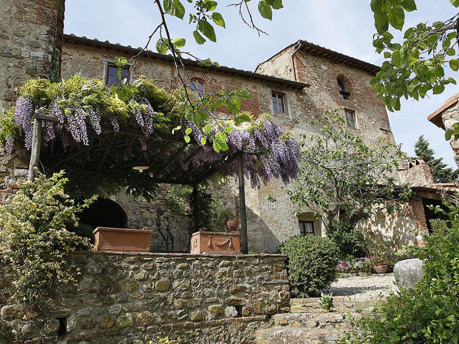 Casa Niccolini | Toscana Natursteinhaus