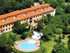 Ferienwohnung Studio nella verde Toscana