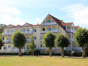 Ferienwohnung Villa Parkblick Whg. 21 mit W-LAN