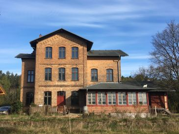 Holiday apartment Bahnhof Buschhof