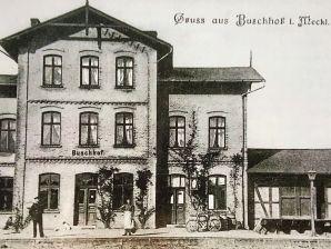 Ferienwohnung Alter Bahnhof Buschhof 1.OG
