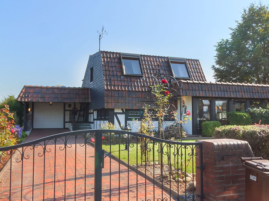 Romantik-Fachwerkhaus
